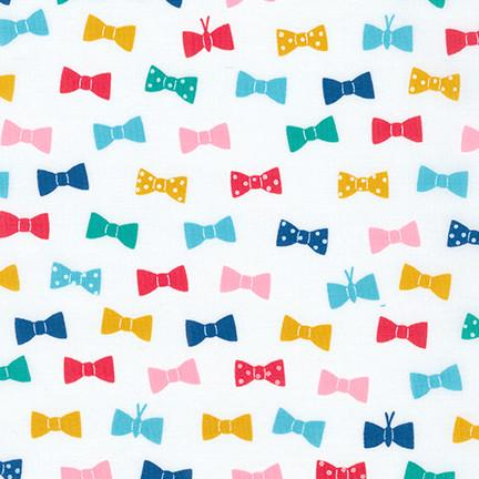 Bow Ties in Multi (LAWN)