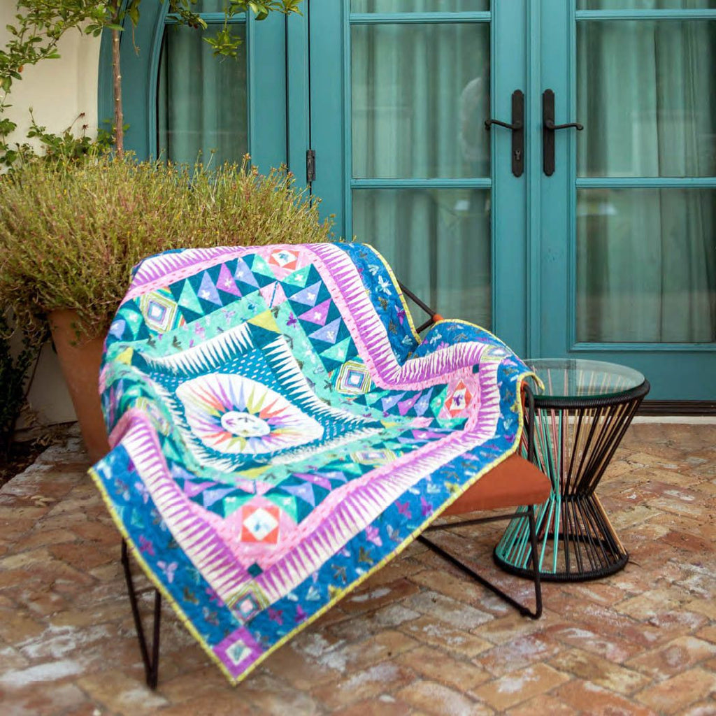 Dreamer Medallion Quilt Kit