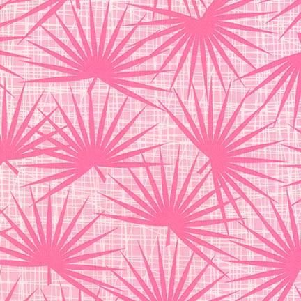 Frond in Pink