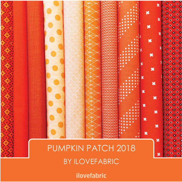 Pumpkin Patch 2018 - A Limited Edition Bundle