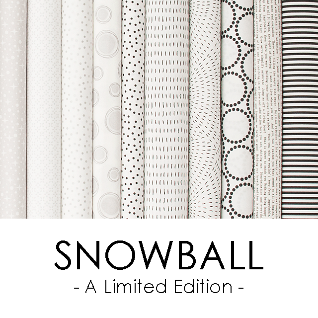 Snowball Fat Quarter Bundle