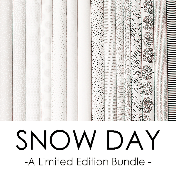 Snow Day Fat Quarter Bundle