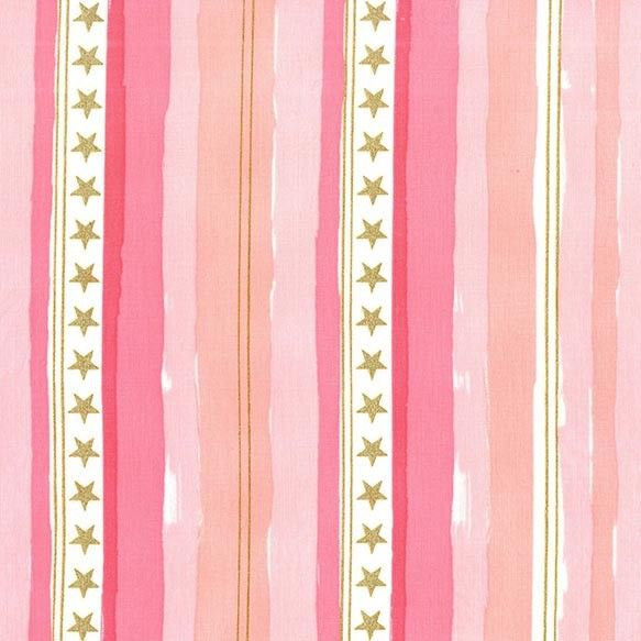 Stars and Stripes in Pink
