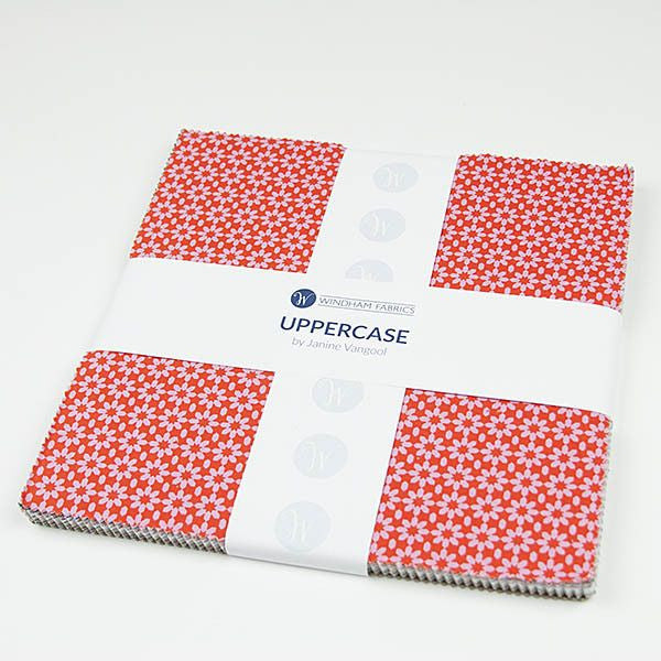 "Uppercase 10"" Squares"