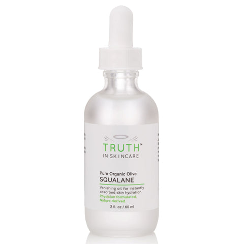 Pure Organic Olive Squalane - Truth In Skincare