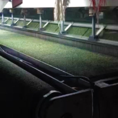See How Our Synthetic Turf is Made