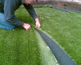 A Visual Guide to Installing Synthetic Turf