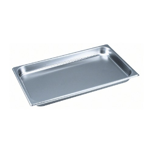 GASTRONORM PAN S/S 1/1 SIZE 100X325X530MM