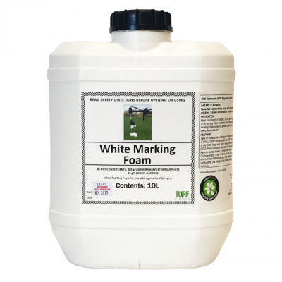 White Marking Foam(Ask for Price)