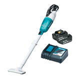 Makita DCL281FWX 18V Li-ion BRUSHLESS Stick Vacuum w/ Lock On Switch