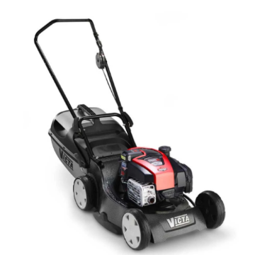 "Victa 19"" Alloy Petrol Powered 163cc Mustang InStart Lawn Mower"