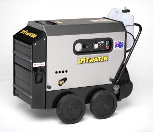 Spitwater SW110 1650PSI 3HP Electic Hot Industrial Pressure Cleaner (SHW76/A)
