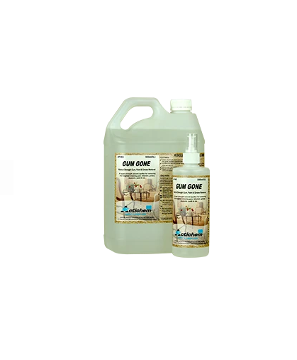 Actichem Gum Gone Gum, Paint and Grease Remover AP483