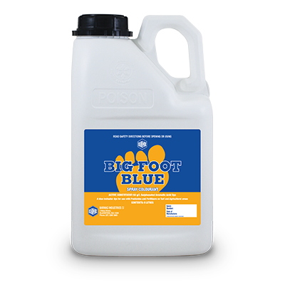 BIG FOOT BLUE Spray Colourant(Ask for Price)