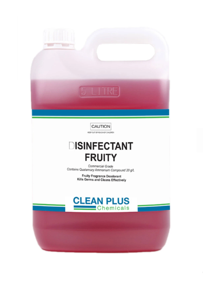 Disinfectant Fruity - Commercial Grade