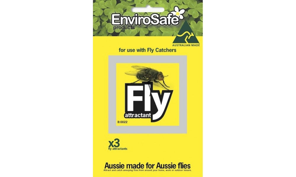 Envirosafe Fly Trap Refills - Regular (x3)