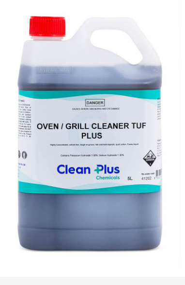 Oven / Grill Cleaner – Tuf Plus