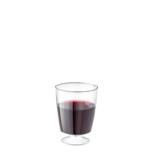WINE TASTER PLASTIC CLEAR 65ML ELEGANCE (PK25)