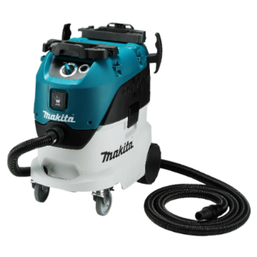 Makita VC4210L 42L Wet/Dry Vacuum, 1,200W, Dust Extraction, L-Class