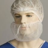 Polypropylene Beard Cover - Single Loop - Double Loop