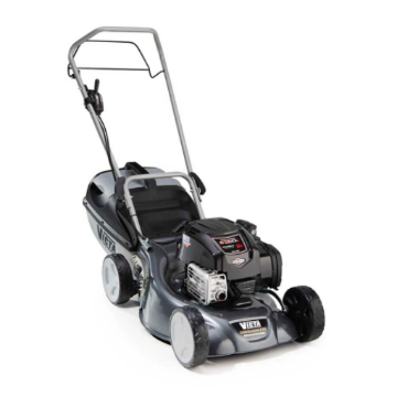 "Victa 19"" Steel Petrol Powered 163cc Commando Lawn Mower"