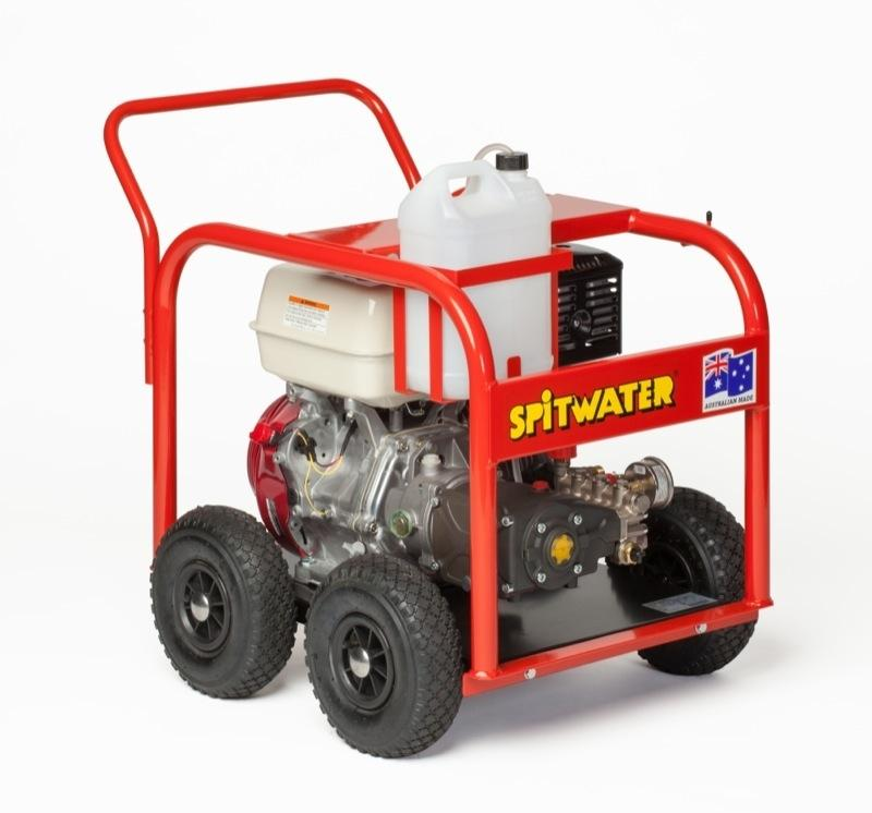 Spitwater HE15-250P 3650PSI 13HP Commercial Cold Pressure Cleaner (SCWA67)
