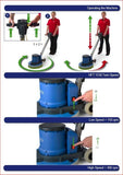 Numatic Hurricane HFM 1500 Series Professional Floor Cleaner