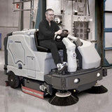 NILFISK SC8000 Ride On Scrubber-Dryer