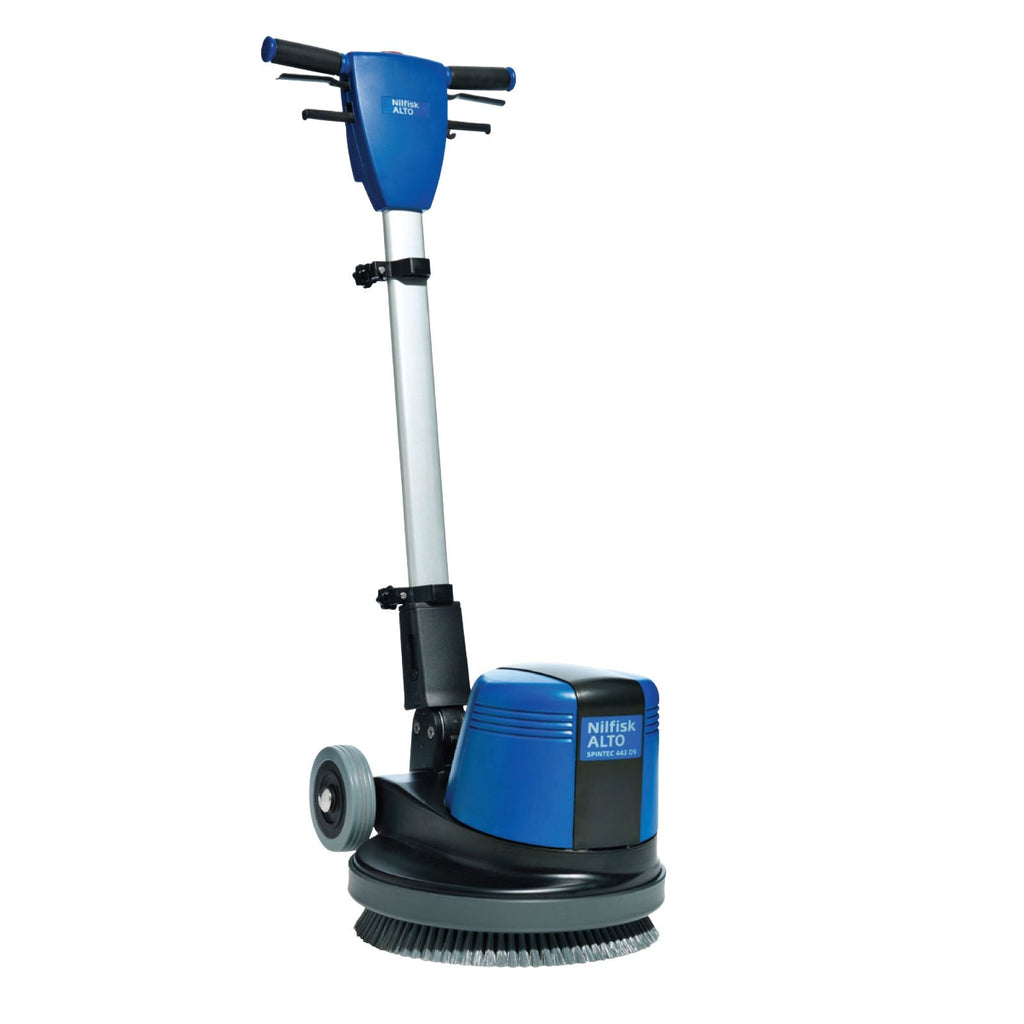 Nilfisk SPINTEC Floor Polisher with High Dual Speed 443H 443D