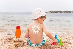 What sunscreen do you use for your child with eczema?