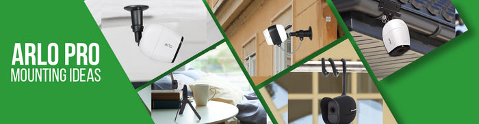 Arlo Pro Mounts: The Best Mounting Options for Your Needs