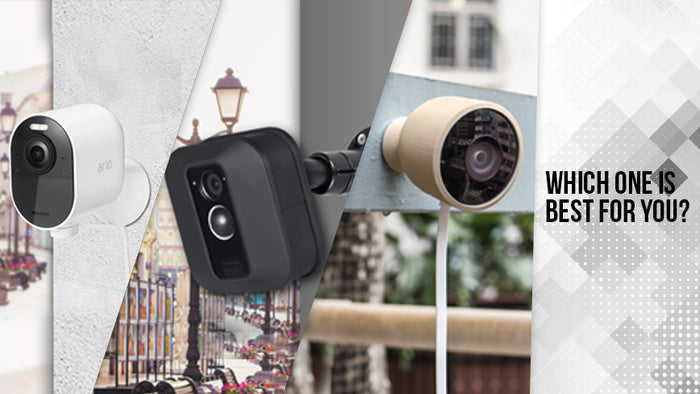 blink, nest cam , arlo ultra camera | Wasserstein