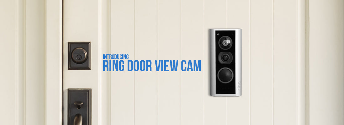 Ring Door View Camera