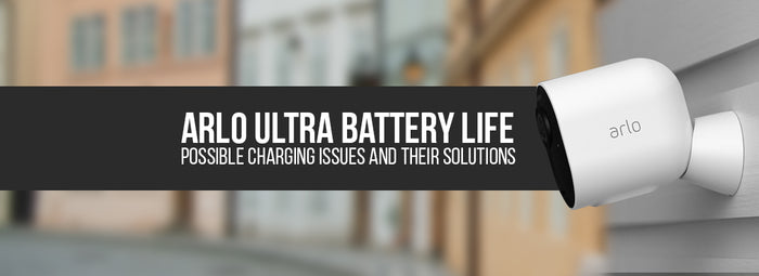 Arlo Ultra Battery | Wasserstein