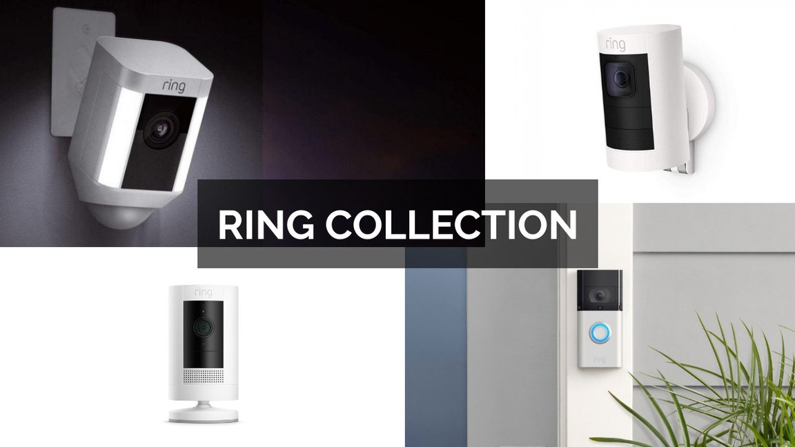 Ring Video Doorbell Bundles and Accessories