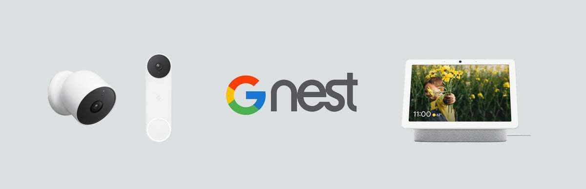 Wasserstein Google nest camera and doorbell