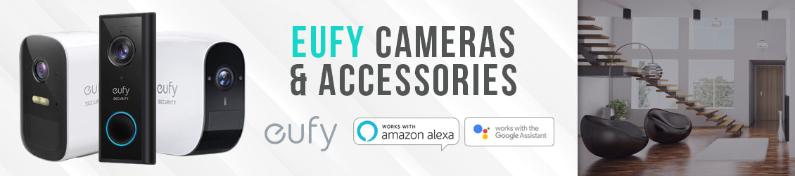 Eufy Camera Bundles and Accessories