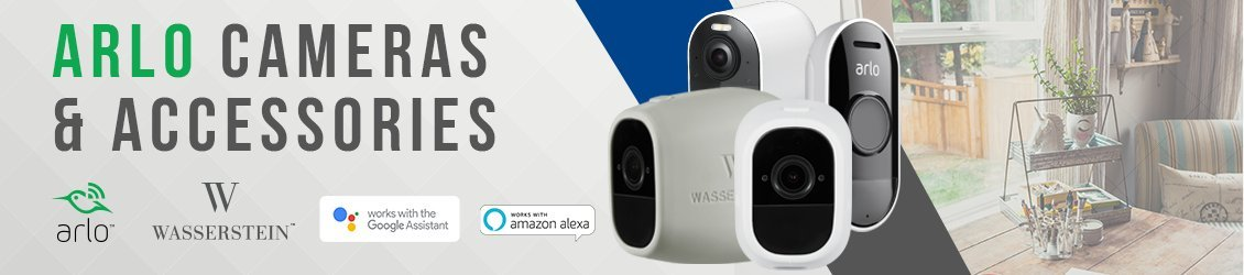 Arlo Ultra, Ultra 2 and Pro 3 Bundles and Accessories