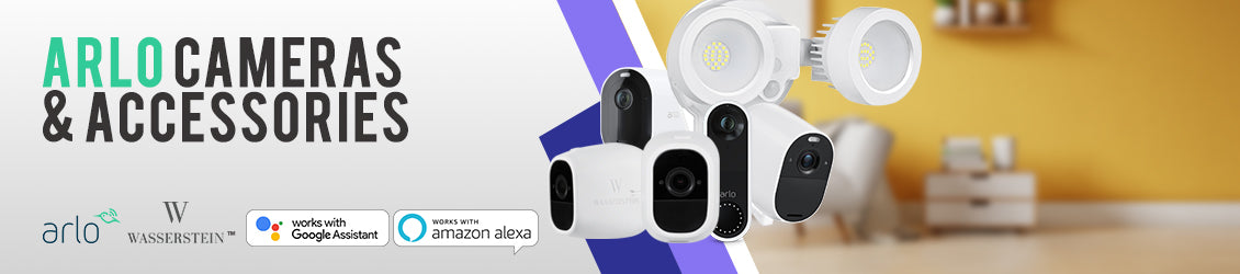 Arlo HD Bundles and Accessories
