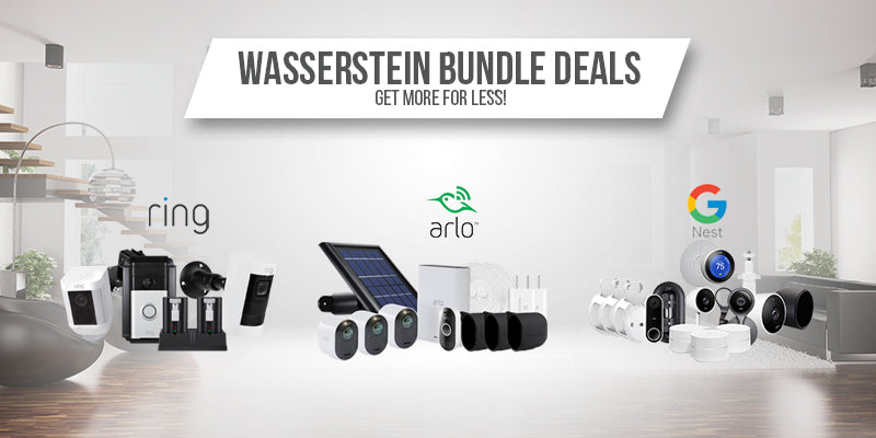 Smart Home Bundle Deals Sale | Wasserstein