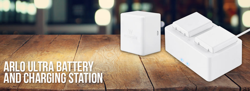 Arlo Ultra Battery + Charging Station