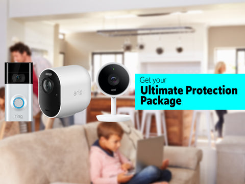 smart home bundle device promotion