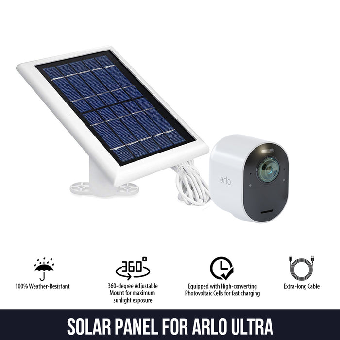 Arlo Ultra Solar Panel
