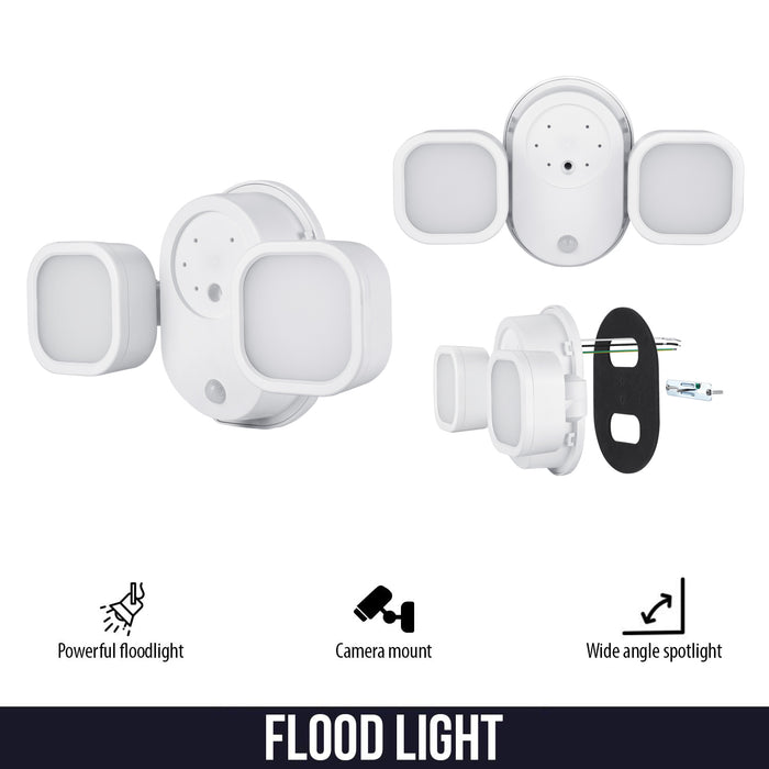 Nest Cam IQ Outdoor Floodlight