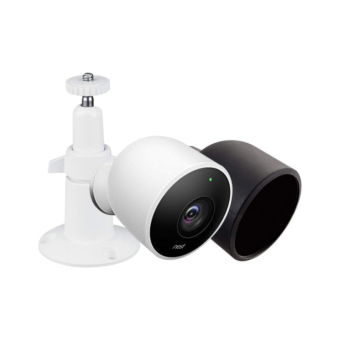 Nest Cam Outdoor Security Camera Bundle
