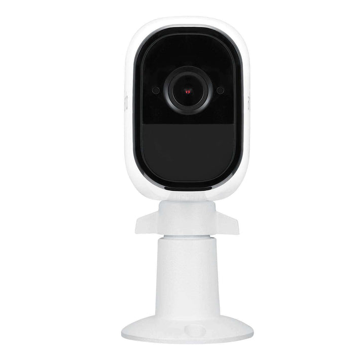 Arlo Pro Add-on Camera (VMC4030) Bundled with 2-Pack White Adjustable Metal Wall Mount | Wasserstein Home