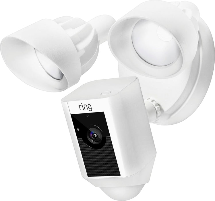 Ring Floodlight Camera 1-Pack Bundle