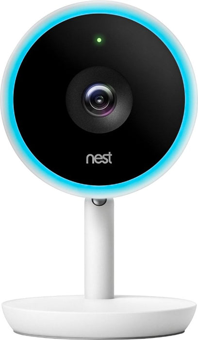 Nest Cam IQ Indoor with Wall Mount Bundle