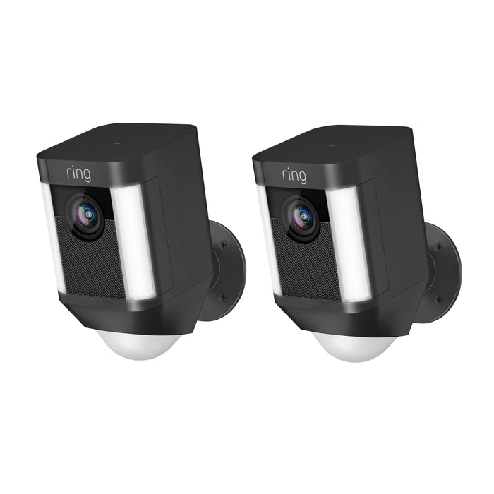 Ring Spotlight Cam Battery 2-Pack Bundle
