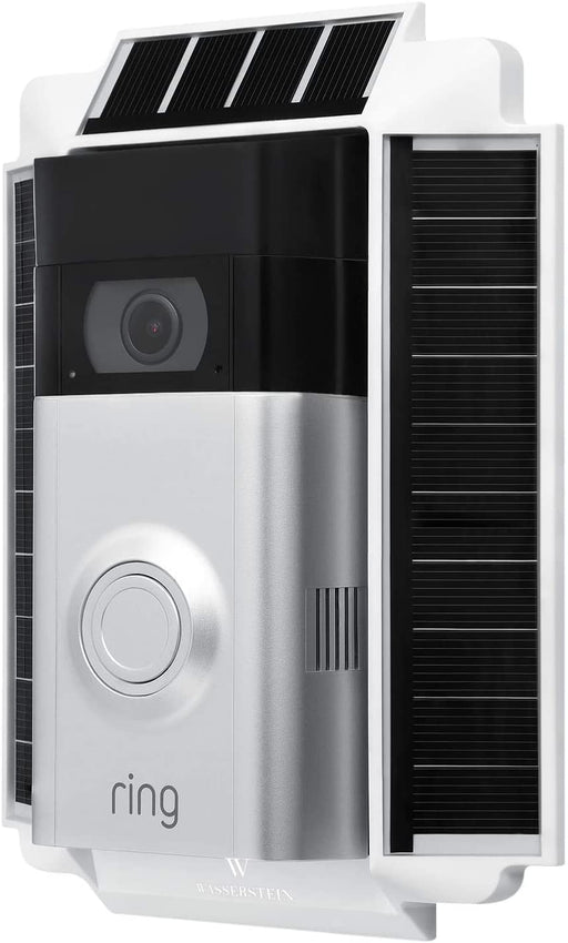 Solar Charger Mount Compatible with Ring Video Doorbell 2